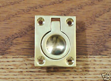 Ring Pull Brass Mortise Finger Pull