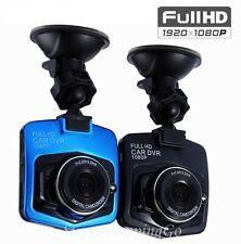 "Car Dash Cam 1080P Full HD DVR 2.4"" GT300 G-sensor Video Camera Recorder - Blue"