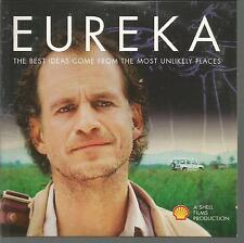 Eureka The Best Ideas Come From The Most Unlikely Places Shell Films DVD 2007