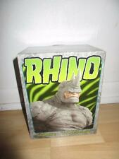 New Bowen Designs Rhino Marvel Mini-Bust 3953/6000 Sculpted Strictly Limited*