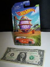 Hot Wheels Orange Phaeton - Happy Easter #6 - 2014