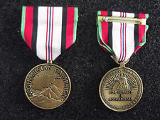 (A20-097) US Orden Afghanistan Campaign Medal