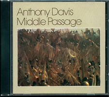 Anthony Davis-Middle Passage cd WEST GERMANY Red Gramavision