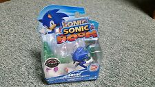 Sonic Boom-Sonic with Ancients Crystal-Gamestop Exclusive- Figure- NEW- Tomy