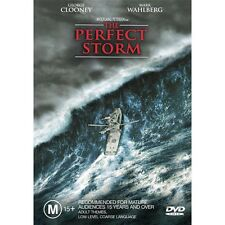 THE PERFECT STORM-George Clooney-Region 4-New AND Sealed