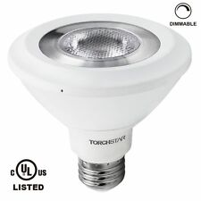 UL-listed 13.5W Dimmable PAR30 LED Bulb-Warm White/Daylight 75W NEW