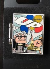 Disney Pixar Up Carl & Russell 2009 DVD Release Pin