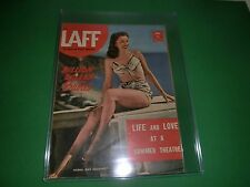 LAFF magazine COVER (U.S.A.) June 1946 with young NORMA JEAN !!!