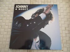 JOHNNY A BERCY (2 VYNILS) 33 TOURS POCHETTE OUVRANTE ANNEE 1988