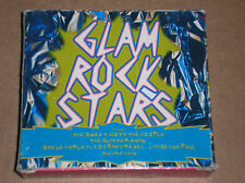 GLAM ROCK STARS (THE SWEET, MOTT THE HOOPLE, GLITTER BAND) - BOX 3 CD