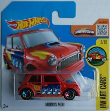 Hot Wheels - Morris Mini rot Neu/OVP