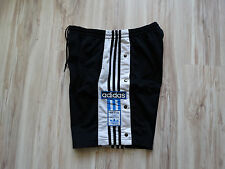 Vintage ADIDAS Bottoms retro oldschool trousers pants Kardashian popper shorts M