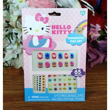 Hello Kitty Nail Art Stickers Decorative