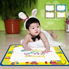 50x34cm Baby Kids Magic Pen Doodle Painting Picture Water Drawing Play Mat Toy