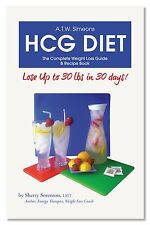5 HCG Weight Loss Diet Guides & Recipe Books! The Complete Dr Simeon Phase 1 2 3
