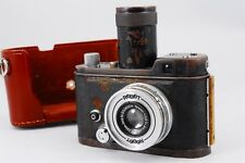 【Rare!】Luftwaffen Eigentum Robot Camera Tall Winder Tessar 30mm f/2.8 ,Case#1439