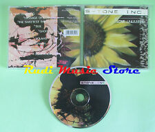 CD S-TONE INC. Love unlimited italy MILANO 2000 MI 2004CD (Xs2) no lp mc dvd