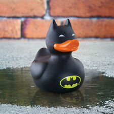 Official Batman Bath Rubber Duck Game Bath Tme Water Fun Toy Kids Gift DC Comics