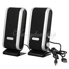 120W USB Multimedia Enceinte Stéréo Haut-Parleur Pour Laptop PC PORTABLE MP3 MP4
