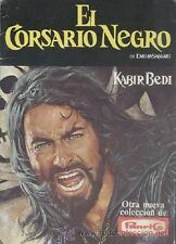 Album El Corsario Negro, Panrico - Contiene 57 cromos