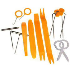 12pcs Car Removal tools Car DVD player Kit Interior Plastic Trim Panel Dashboard