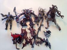 Spawn Todd Mcfarlane 1999 1998 Figure Lot W/ Accessories