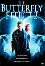 DVD - THE BUTTERFLY EFFECT 2 - VERY NICE - SHIPS FREE - $7.95