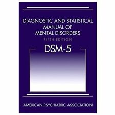 HARDCOVER DSM-5 Diagnostic and Statistical Manual of Mental Disorders 5e DSM-V