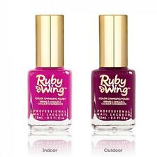 Ruby Wing Color Changing Nail Polish Festival Paint Summer Collection