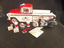 Franklin Mint 1955 Flying A Service Truck 1:24 Accessories Harley Davidson