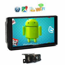 "2Din 7"" Android 4.4 Car Stereo Autoradio GPS Navigation WIFi 3G Mp3+Free Camera"