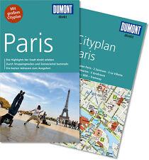 Paris Frankreich 2015 UNGELESEN Reiseführer mit Stadtplan Karte Dumont direkt