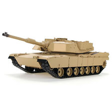 Heng Long 1/16 2.4G RC Tank US M1A2 ABRAMS 3918-1 Battle Tank