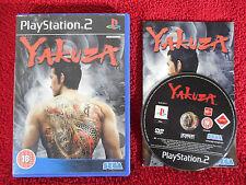 Yakuza-playstation 2 PS2 ~ pal ~ 18+ action/mafia/japan game