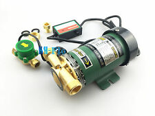New 220V 90Watt Electronic Automatic Home Shower Washing Water Booster Pump