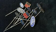 Auto Anstecknadel Konvolut Badge Lot Ford Sammlung