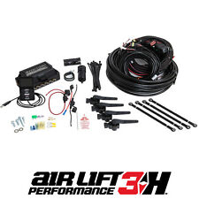 "AIRLIFT PERFORMANCE DIGITAL AIR RIDE MANAGEMENT SYSTEM 3H 1/4"" LINES 27690"
