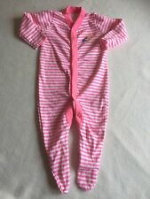 Girls Babygrows 0-3 Months-Cute Baby Grow Sleepsuit-New - We Combine Postage