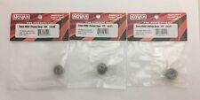 Novak MOD 1 5mm Bore Hardened Steel Pinion Gears -1x 16T (#5105), 2x 17T (#5111)