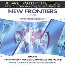A WORSHIP HOUSE - NEW FRONTIERS LIVE - HOST OF STONELEI