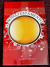 Portuguese New Testament, Paperback, Economy, Today's Version, Large Print  f/s