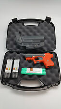 FIRESTORM JPX Orange School Defense Bundle with 2 Extra OC Cartridges With Laser