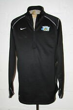 EUC Nike 2013 Frozen Four NCAA Hockey Half Quarter Zip Pullover Shirt Jacket XL