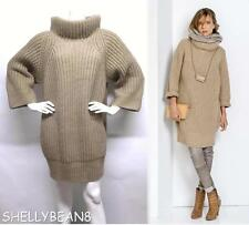 HUMANOID OVERSIZED Anthropologie SWEATER DRESS Free Love BOHO People OSFM S M L