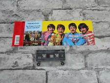 BEATLES-Sgt.Peppers Lonely Hearts Club Band/Cassette Album Tape/80s Reissue/1536
