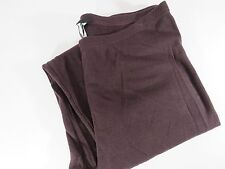 SONIA RYKIEL Women's Purple Rayon Wool Legging Size Medium  HJC