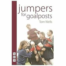 Jumpers for Goalposts by Tom Wells (2013, Paperback)
