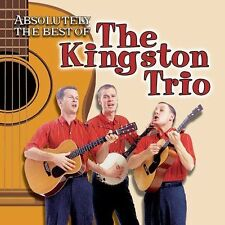 The Kingston Trio Absolutely the Best CD