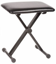 JSI Adjustable & Portable Piano-Cello-Musician Bench (Stool-Seat)