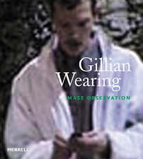 Gillian Wearing: Mass Observation-ExLibrary